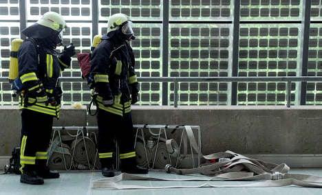 Bremen blazes put 33 in hospital