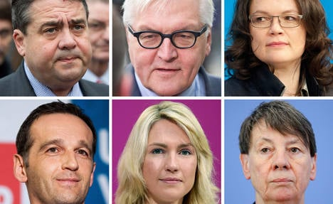 Meet Merkel's new 'super cabinet'