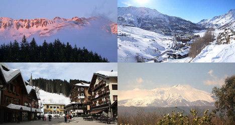 Top ten: Italy's best ski resorts