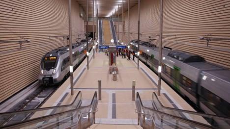 Leipzig's €1-billion train tunnel to finally open