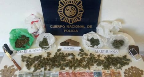 Police bust 'low-cost' dope dealers