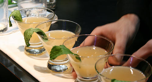 Norwegian students in sperm cocktail shocker