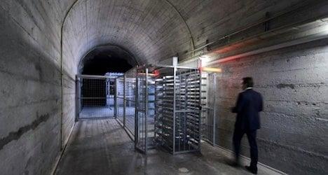 Underground data vault business booms