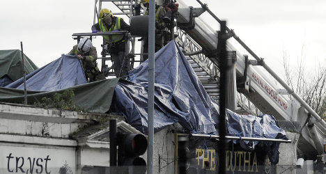 Scotland helicopter crash 'tragic': Spanish survivor