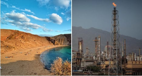 'Oil-drilling could destroy Canary tourism'