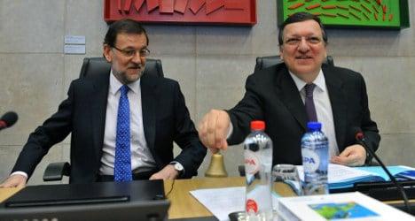 Bailout chiefs urge Spain to push reform