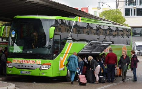 Buses – Germany's new favourite transport