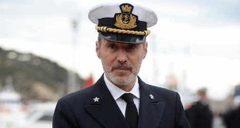 Costa Concordia captain 'denied ship was sinking'