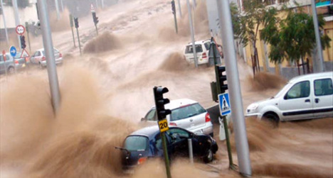Code Red: Wild storms to batter Canaries