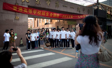 'China teaches its kids to sit exams, Sweden its kids to think'