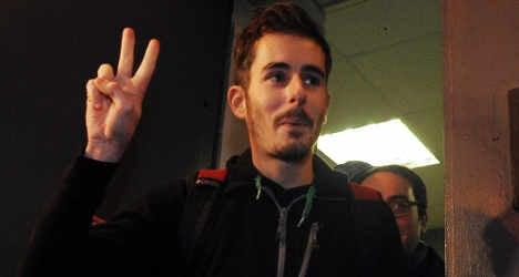Russia to free Italian Greenpeace activist