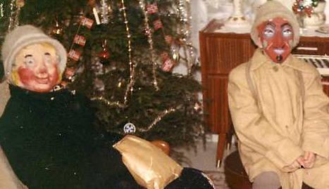 Norway's ten weirdest Christmas traditions