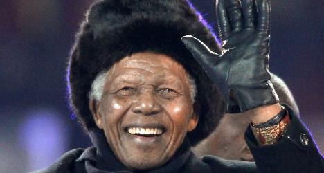 'My trips to Spain were joyous': Nelson Mandela