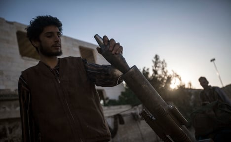 Sweden fears import of Syrian terrorism