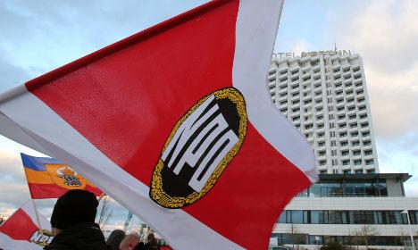 Third of neo-Nazi officials on police radar