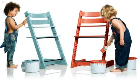 Tripp Trapp chairs sold to Korean web mogul