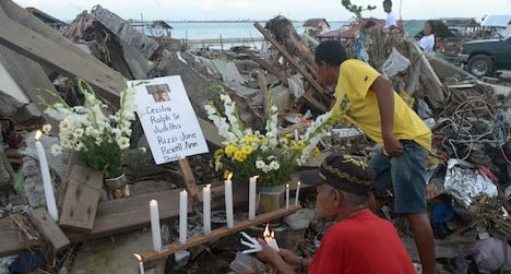 Scant insurance for Typhoon Haiyan: report