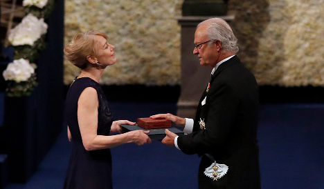 Spirit of Mandela lives on at glittering Nobel gala