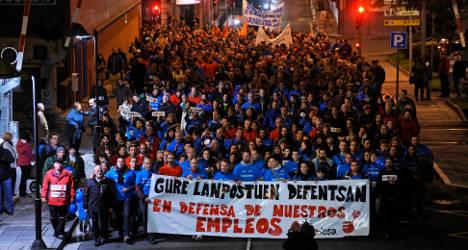 Bankruptcy epidemic slays Spain's businesses
