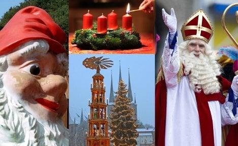 Ten ways to celebrate Christmas like a German
