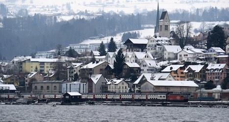 Schwyz millionaires thick on the ground: report