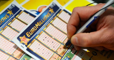 French punter wins €15m lottery – on his birthday