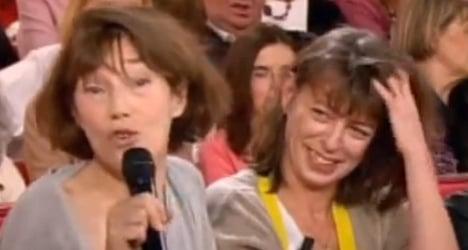Birkin's daughter found dead outside Paris flat