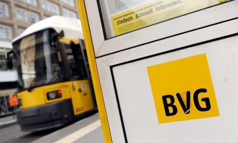 €17.5m boost for Berlin's public transport
