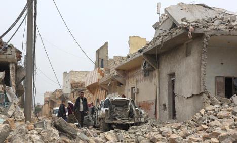 German teen 'dies fighting in Syria'