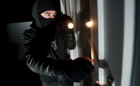 Burglars favour weekday winter evenings