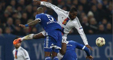 Schalke knock Basel out of Champions League