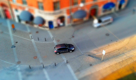Volvo to test driver-less cars in Gothenburg