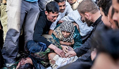 Norwegian teen jihadi reported injured in Syria