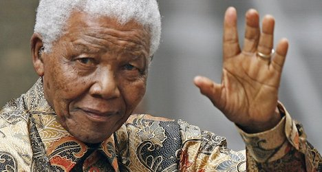 Swiss join in paying tribute to Mandela