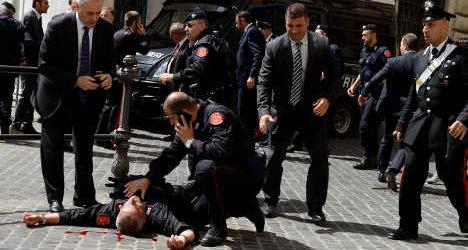 Italian gunman wanted to be a 'heroic avenger'