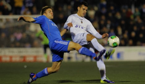Real Madrid held by lowly Xativa in Cup