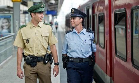 Police: 'Please don't make us wear blue'