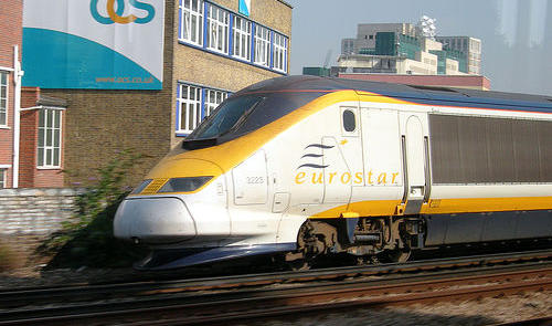 Britain to put its stake in Eurostar up for sale