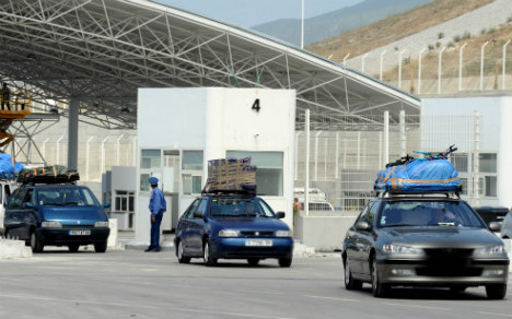 Morocco seizes hashish headed to France