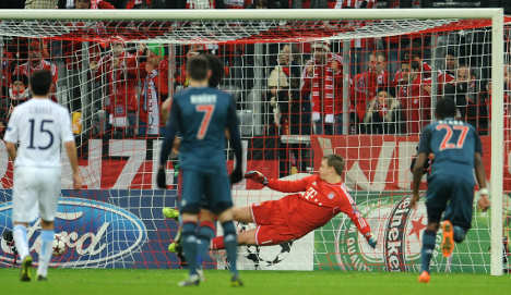 Bayern stumble to 3-2 Manchester City defeat