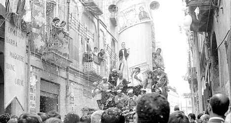 Italy's Catholic festivals get UNESCO status