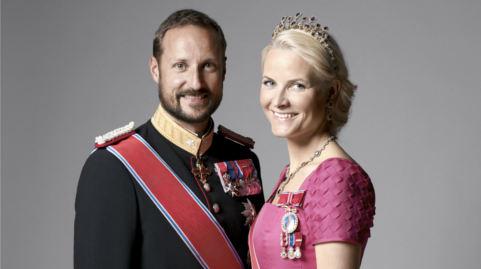 News site slammed for Haakon divorce rumours