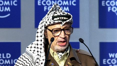 Arafat's widow 'shattered' over French findings