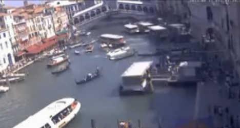 Video of fatal gondola crash released