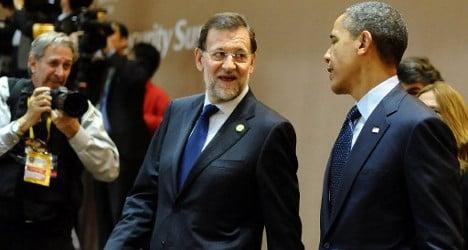 Obama invites Spanish PM to White House