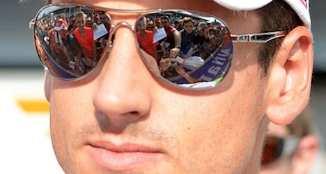 F1 driver Sutil to race for Swiss Sauber team