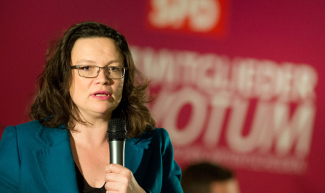 SPD angry over coalition phone call threats