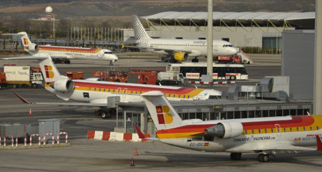 Madrid airport makes world punctuality top ten
