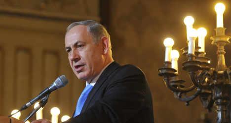 Netanyahu slams Iran deal ahead of Pope meet