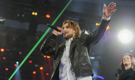 Irish-Swedish footballer wins Sweden's Idol